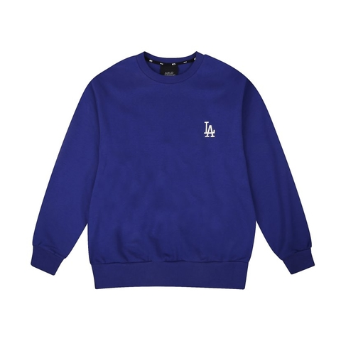 MLB Sweater LA Blue