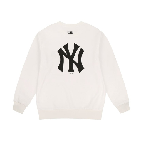 MLB Sweater NY White