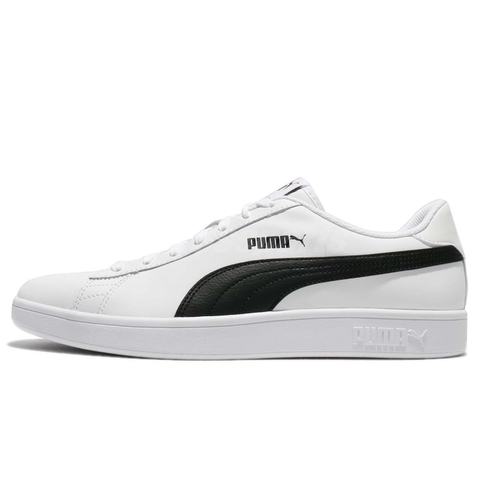 Puma Smash Vulc Ver2 white black