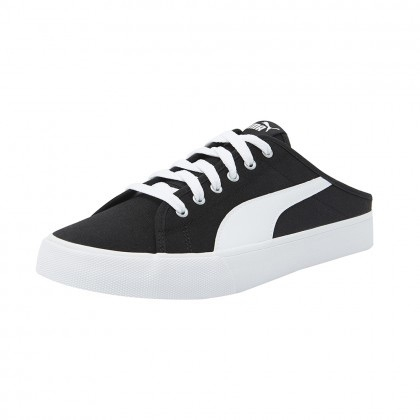 Puma Slip-on Bari Mule Black White