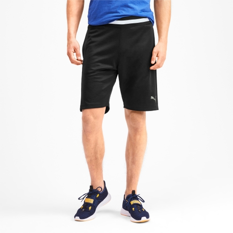 Puma Short Sweat Black (form Âu)