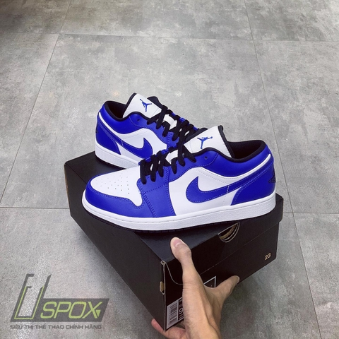 Nike Jordan 1s Low Game Royal