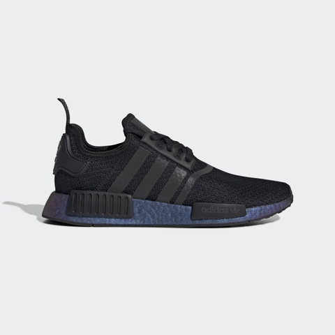 NMD R1 Black Galaxy