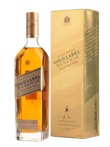 RƯỢU JOHNNIE WALKER GOLD RESERVE