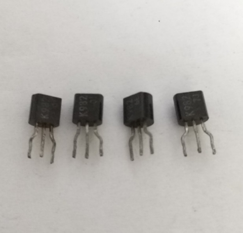 MOSFET 2SK982 cũ TO-92 HK-58-3