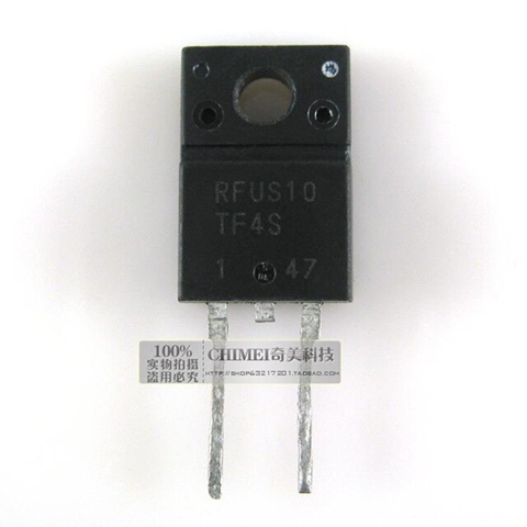 RFUS10TF4S RFUS10-TF4S TO-220F