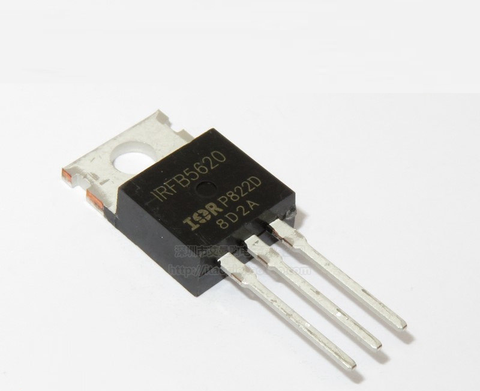 Mosfet IRFB5620 IR TO-220 N 200V 25A