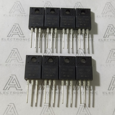 MOSFET FMU22U TO-220