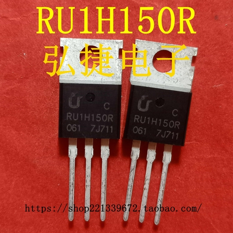 Mosfet 1H150R TO-220 100V 150A