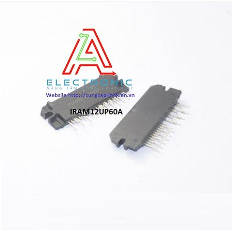 Module biến tần IGBT IRAM12UP60A  new