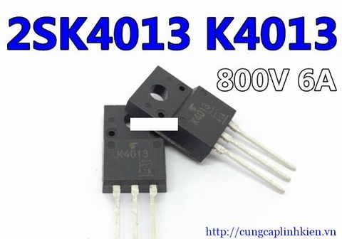 2SK4013 K4013 MOSFET TO-220F HC-397-3