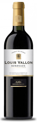 rượu vang Louis Vallon Bordeaux Red , White