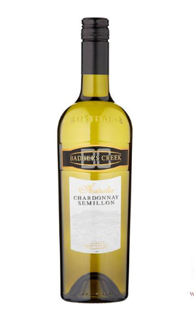 Vang Úc Badgers Creek Chardonnay Semillon