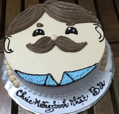 CH11 Bánh tặng sinh nhật bố