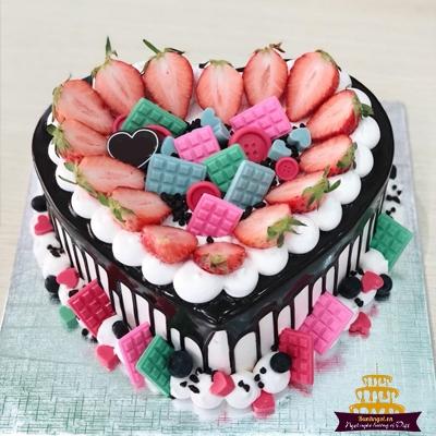 Bánh sinh nhật TP Long Khánh - Đồng Nai - Bánh ngon hương vị nhà làm