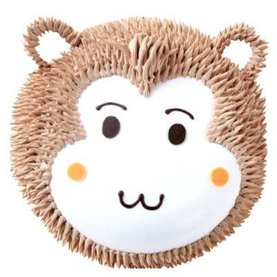 BN15 - chú khỉ hiền lành