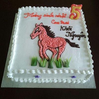 BN32 - Võ ngựa vinh quy