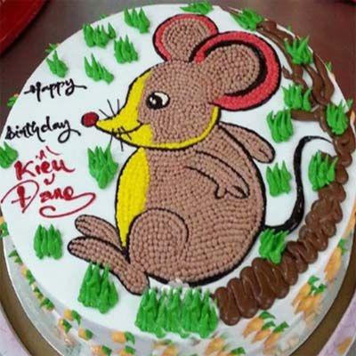 BN51 - chuột yêu gạo
