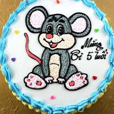 BN58 - chuột vui nhộn