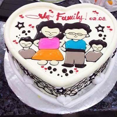 bnh3 gia đình vui vẻ