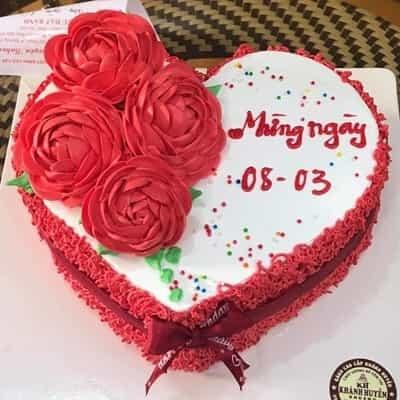 DBi02 - Trái tim hoa hồng