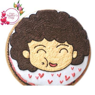 NCM36 - Bánh kem đẹp cho ngày của mẹ