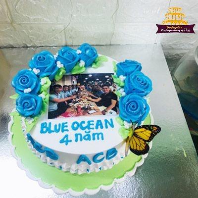 S38 - Kỷ niệm 4 năm thành lập Blue OCEAN