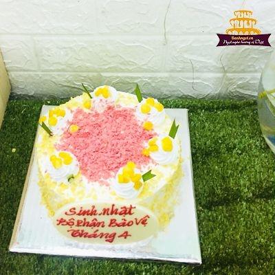 S4 Bánh sinh nhật nhân viên