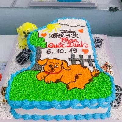 vt 4 500 banh kem vung tau - Tiệm bánh sinh nhật quận 12 - Freeship bánh kem ngon tận nơi