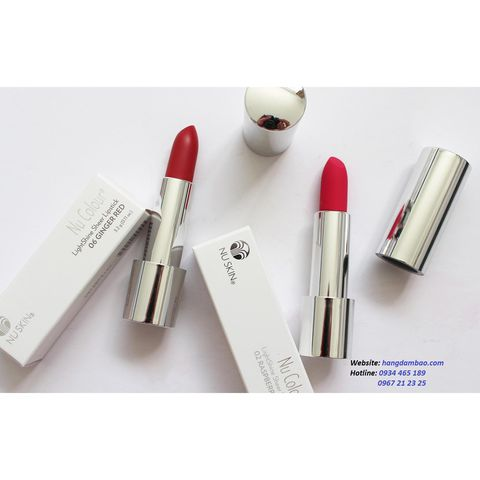 Nu colour LIGHTSHINE SHEER LIPSTICK son nuskin