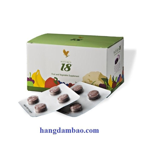 Thực phẩm bổ sung: Forever Natures 18®
