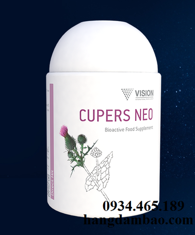 CUPERS NEO - vision bộ phục hồi hỗ trợ gan