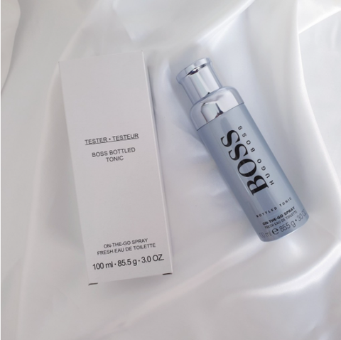 Hugo Boss Boss Bottled Tonic On The Go EDT 100 ml TESTER