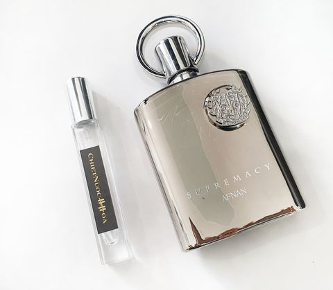 Afnan Supermacy Silver Homme Men  EDP CHIẾT 10ml