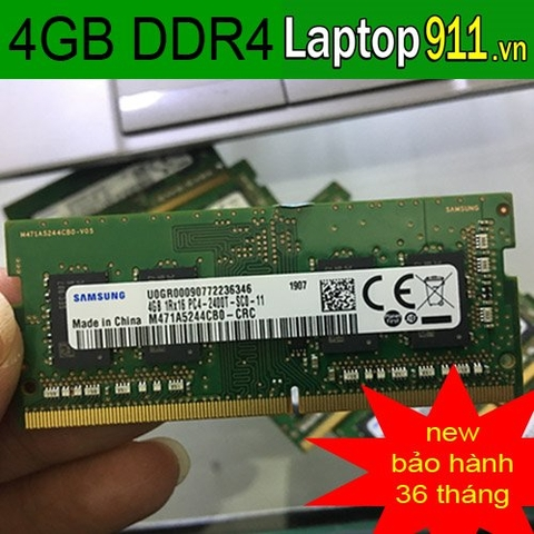 Ram laptop 4gb DDR4 Samsung