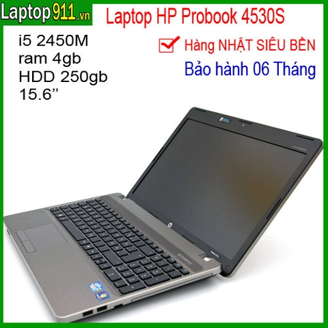 laptop hp 4530s