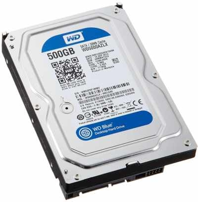 ổ cứng PC 3.5 inch 500gb Western (WD)