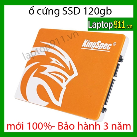 ổ cứng ssd 120gb kingspec
