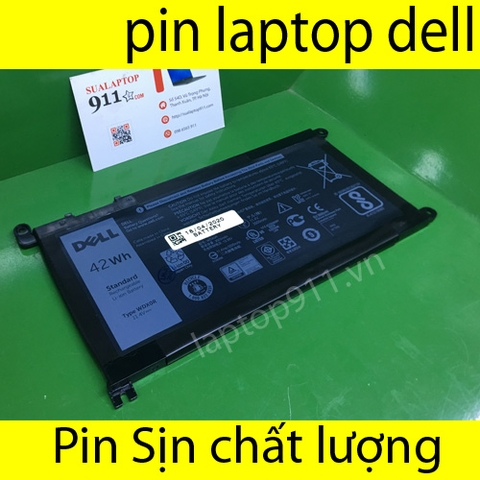 Pin laptop dell 13 7368 5378 5568