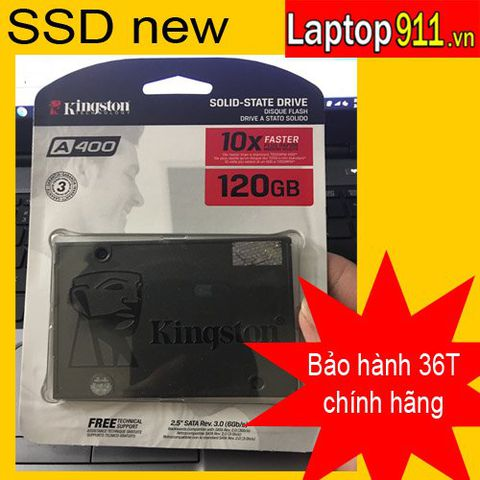 ổ cứng SSD 120gb Kingston A400