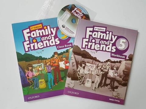 Family and friends 5 - 2nd Edition