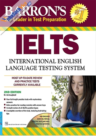 Barron's IELTS International English