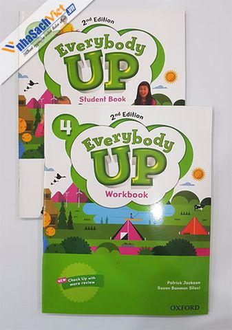 Everybody Up 4 ( 2nd edition )