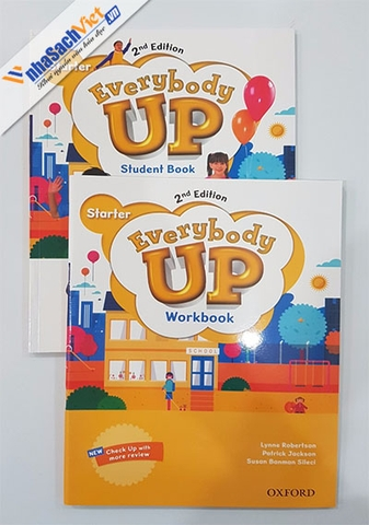 Everybody Up Starter ( 2nd edition )