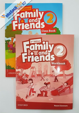 Family and friends 2 - 2nd Edition