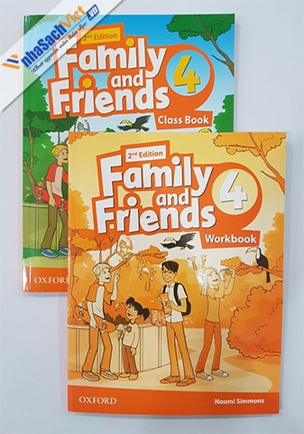 Family and friends 4 - 2nd Edition