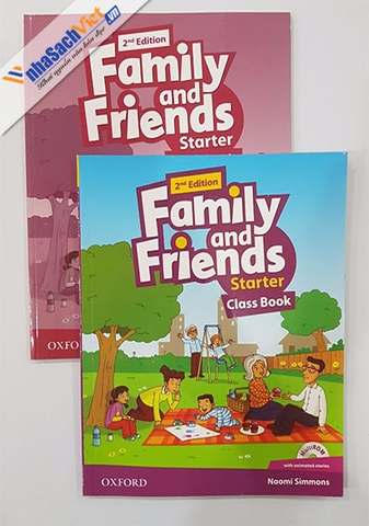 Family and friends starter - 2nd Edition