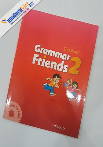 Grammar Friends 2 ( Kèm CD )