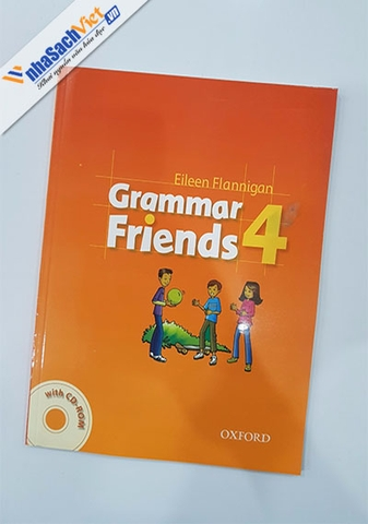 Grammar Friends 4 ( Kèm CD )