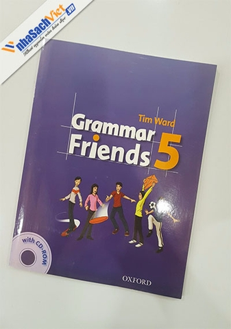 Grammar Friends 5 ( Kèm CD )